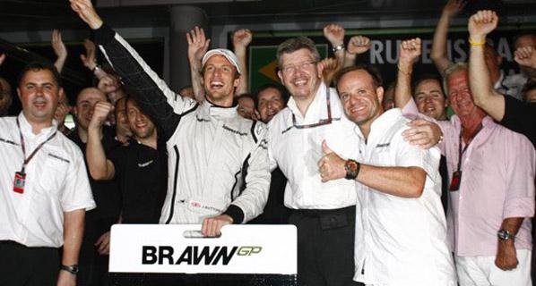 F1: Button podría marcharse de Brawn