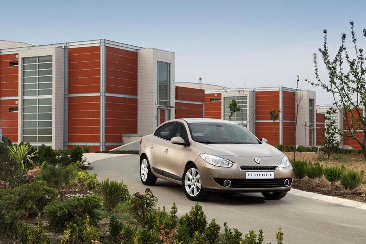 Renault Fluence Contacto