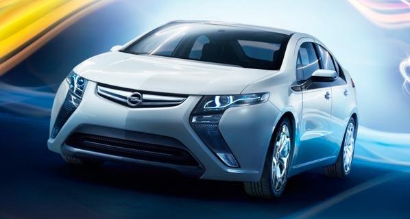 El Opel Ampera eléctrico ya tiene precio