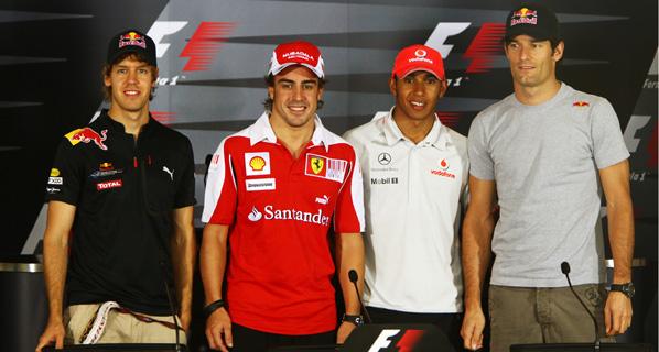 F1: Se decide el mundial en Abu Dhabi
