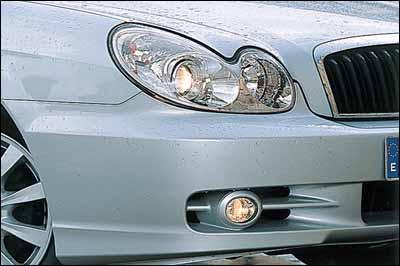 Hyundai Sonata 2.7 V6