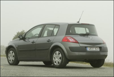 Renault Mégane 1.9 dCi Confort Expression