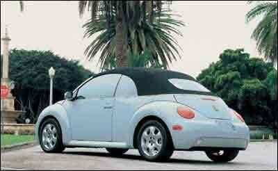 New Beetle Cabrio