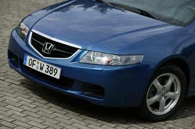 Honda Accord iCTDi