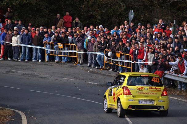 Nueva Copa Suzuki de rallyes