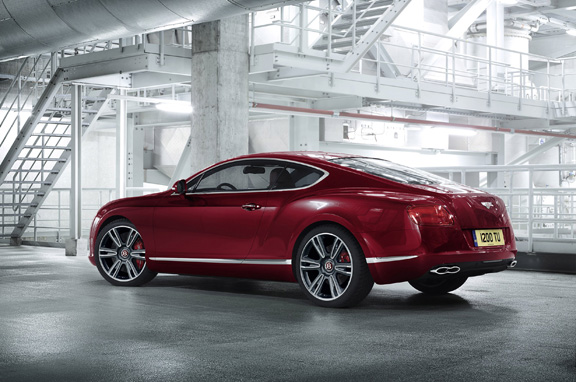 Nuevos Bentley Continental GT V8