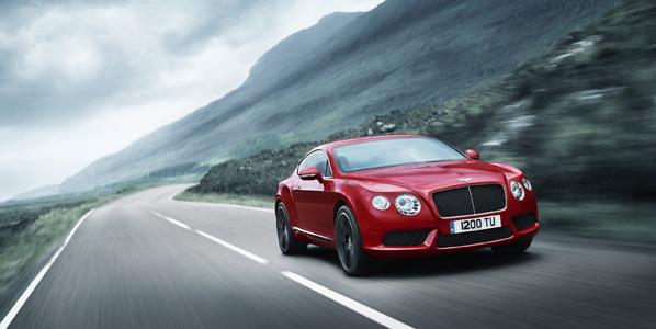 Nuevos Bentley Continental GT y GTC V8