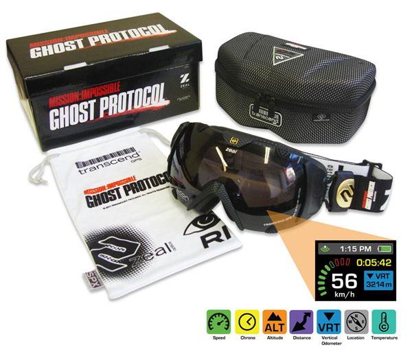Misión Imposible, el Protocolo Fantasma