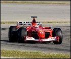 Ferrari termina sus entrenamientos en Mugello