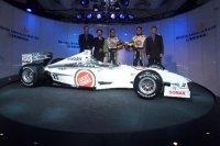Bar-Honda presenta su equipo de F-1 para el 2000