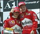 Barrichello explica su segundo puesto en Austria
