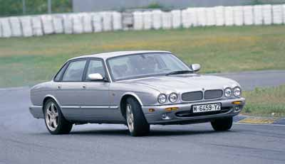 Audi S6 / BMW M5 / Jaguar XJR SVO/ Mercedes E55 AMG