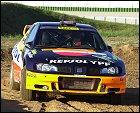 Marc Blázquez obtiene la victoria en el Rally Racc-Lleida