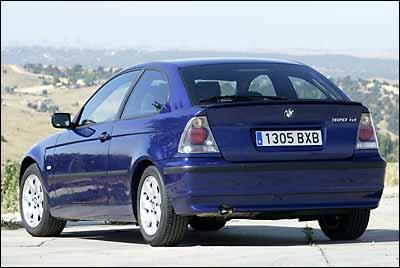 BMW 320td Compact, un coche nuevo