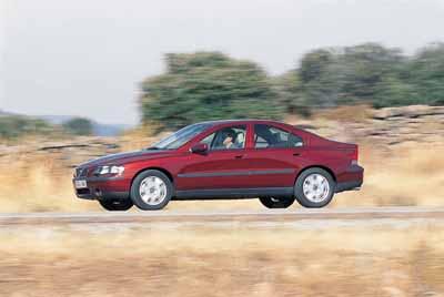 BMW 325i / Volvo S60 2.4T Óptima