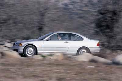 BMW 328 Ci  / Saab 9-3 2.0 TS Aero Coupé