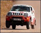 Bonafonte gana la Copa Suzuki Jimny