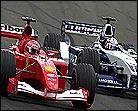Schumacher quiere arrasar en Brasil