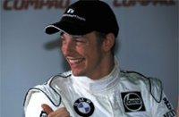 Button, piloto de Williams, tendrá que examinarse para conducir