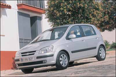 Hyundai Getz 1.3 GLS
