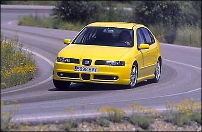 Seat León 1.9 TDI 150 Sport FR