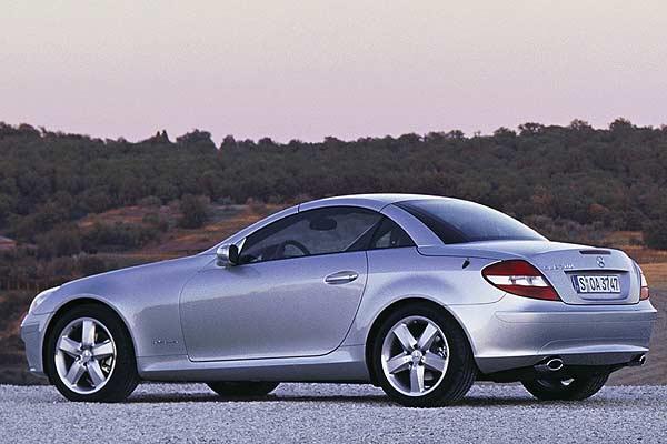 Mercedes SLK 04