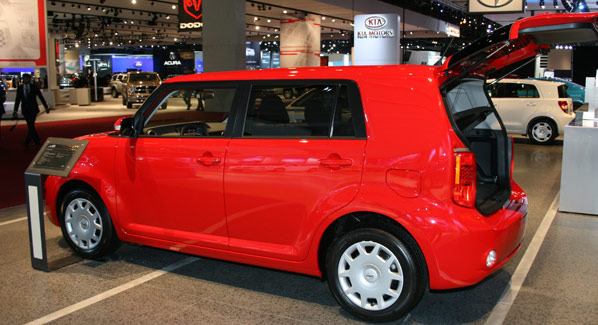 Scion xB Release Series 6.0