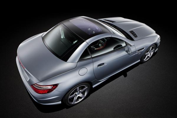 Nuevo Mercedes SLK la novedad