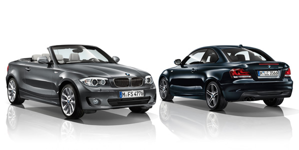 BMW Serie 1 Exclusive & Sport Editions