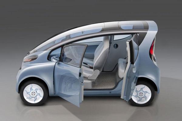 Tata eMO EV, el eléctrico 'low-cost'