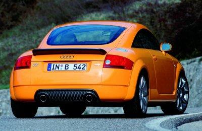 Audi TT 3.2 V6  2003