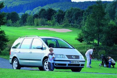 Motor Diesel de 130 CV para el Volkswagen Sharan