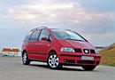 Seat Alhambra y VW Sharan, más equipamiento