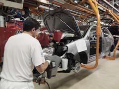 Aumenta la producción de automóviles