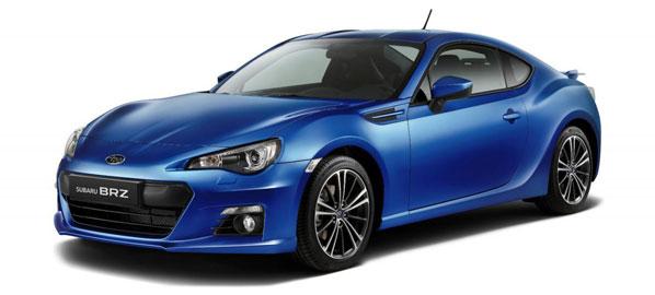 Subaru BRZ e Impreza Hatchback