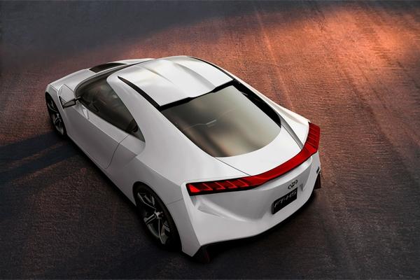 Toyota FT-HS blog