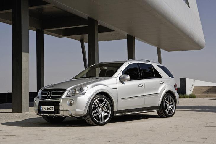 Mercedes Clase M 08