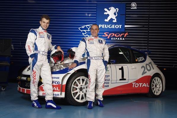 CER: Peugeot, a ganar en casa