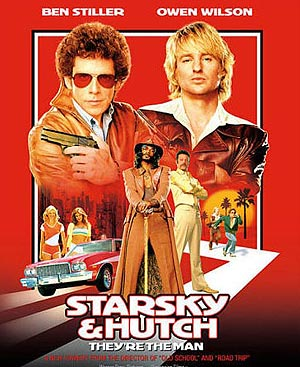 Posters Starsky y Hutch