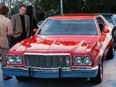 Vuelve el coche de Starsky y Hutch