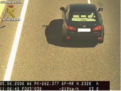 Más radares móviles en las carreteras