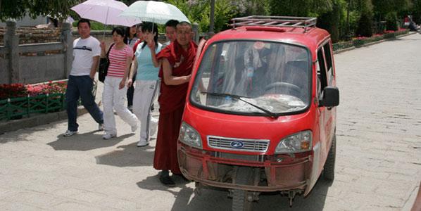 China, el mayor mercado de coches del Mundo