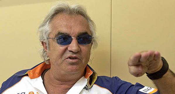 Briatore podrá volver a la F1 en 2013