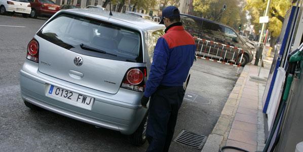 El Diesel iguala el precio de la gasolina