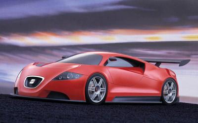 Cupra GT, el superdeportivo de Seat