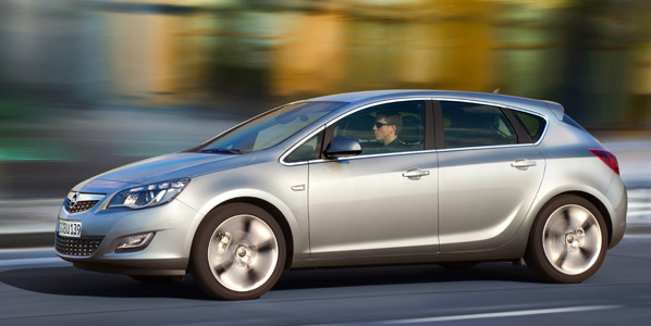 Opel Astra, un éxito de ventas