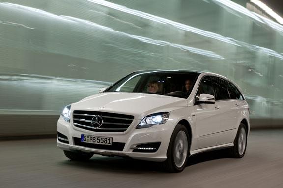 Nuevos motores V6 y V8 de Mercedes-Benz.