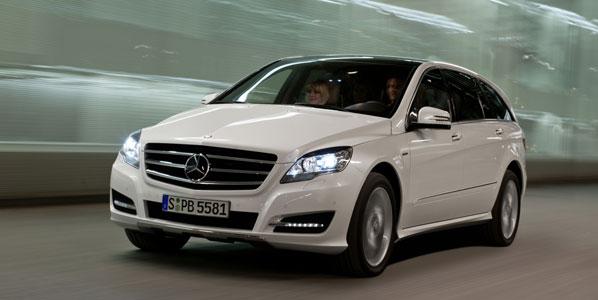 Nuevos V6 y V8 de Mercedes