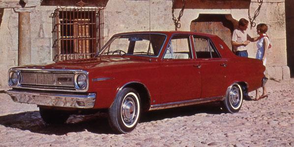 Dodge Dart, el coche de 1965