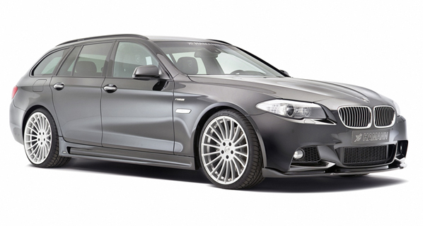 Hamann prepara el BMW Serie 5 Touring